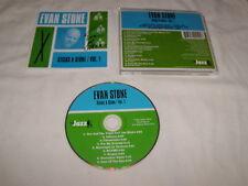 Evan Stone Sticks & Stones Vol. 1 Music CD Signed / Autographed by Evan MINT