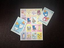 Mexican Baby Shower Loteria Bingo Board Game: 8 Boards + Deck