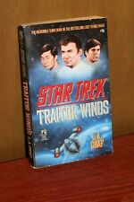 Star Trek #70 Traitor Winds 1St Edition Paperback