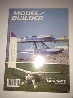 Model Builder Magazine Snow White Model & Plans August 1982 041717nonrh