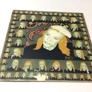 Brian Eno 'Taking Tiger Mountain' ILPS9309 Vinyl LP Island Pink, Clean Copy