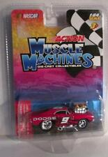 New 2005 Nascar Action Muscle Machines die-cast 1:64 scale Dodge #9*