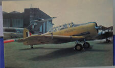 RAF North American Havard KF183 of the A&AEE Boscombe Down Postcard