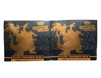 (2) Pokemon TCG Champions Path Elite Trainer Box ETB Factory Sealed New LOT Of 2