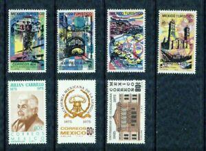 MEXICO    -1970-1975 – SMALL COLLECTION   -VF**