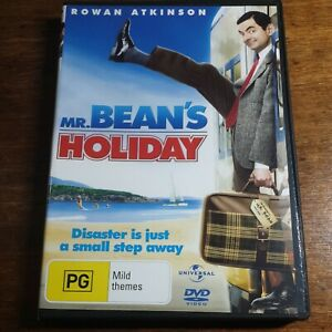 Mr Bean's Holiday DVD R4  FREE POST