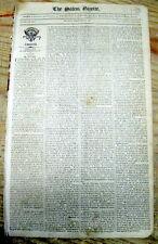 2 1801 newspapers BURR defeats JEFFERSON prediction like 48 DEWEY DEFEATS TRUMAN