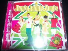 Hi 5 / Hi Five Jingle Jangle Jingle Christmas CD With Lyrics - New