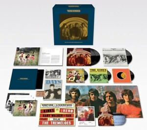 The Kinks Are The Village Green Preservation Society Box Set