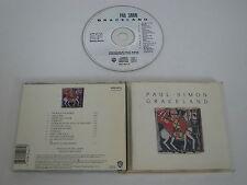 PAUL SIMON/GRACELAND(WARNER BROS. RECORDS-925 447-2)CD ALBUM