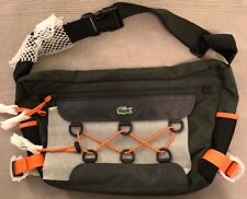 Lacoste Live Men's Outdoor Fanny Pack Bag New!!