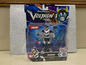 Shiro - Voltron Legendary Defender - Figure * Netflix DreamWorks