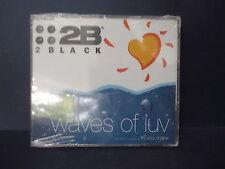 2 BLACK Waves of luv 345108102 CD MAXI