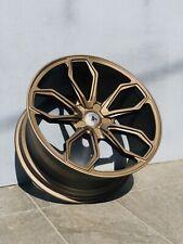 4 x Genuine ASANTI WHEELS 20 inch Bronze HOLDEN Ford Nissan Kia HSV Mitsubishi