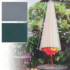 Outdoor Protective Waterproof 120cm Parasol Cover Garden Large Patio Shield NEW