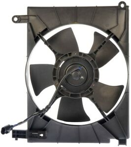 Engine Cooling Fan Assembly Dorman 621-053 fits 2004 Chevrolet Aveo