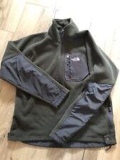 Vintage The North Face TKA 200 Fleece Half Zip Jacket Sweater Men's Medium TNF