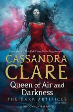 Queen of Air and Darkness (Volume 3) - (The Dark Artifices) Paperback New Book!