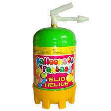 Helium Ballongas 120 Liter für Luftballons, Folienballons Einweg Heliumflasche