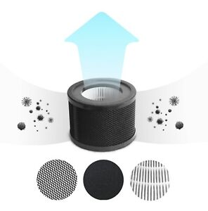 PureMate PM 501 Air Purifier Replacement HEPA & Carbon active