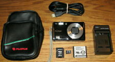 Fujifilm FinePix F72 EXR 10 MP 10x Wide Optical Zoom UGC Black Guarantee Bundled