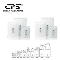 Pack of 50 - CPS Genuine Jiffy Padded Bubble Mailers Bags - White - All Size