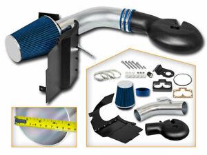 DRY FILTER FOR CHRYSLER 05-10 300 LTD//Tour 3.5L V6 COLD INDUCTION AIR INTAKE