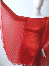 GUESS BY MARCIANO  Red Silk Mini Dress Size Small rrp $499.00
