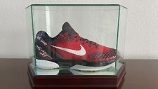 NIKE ZOOM KOBE BRYANT VI 6 ALL-STAR RED AUTOGRAPHED SIGNED (Right)