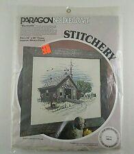 Paragon Needlecraft Stitchery Blacksmith Shop Horse 0812 Kit - 16X20 - New
