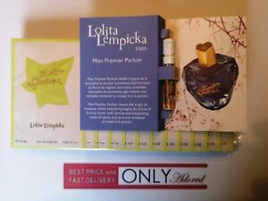 12 x Lolita Lempicka MON PREMIER PARFUM 1.5ml Eau de parfum SPRAY samples *NEW*