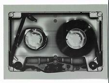 TDK cassette tape large postcard