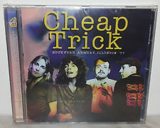 CD CHEAP TRICK - ROCKFORD ARMORY ILLINOIS