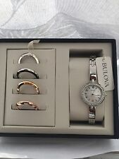 Bulova Stainless Steel Strap Polished Wristwatches