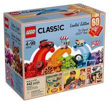 LEGO 10715 CLASSIC BRICKS ON A ROLL 60th ANNIVERSARY LIMITED EDITION #LEGO #RARE