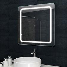 Lux-aqua Design Lichtspiegel Badezimmerspieg?el LED Beleuchtung 60x60cm MF6960