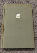 HANGOVER SQUARE Or the Man With 2 Minds by Patrick Hamilton FIRST PRINTING 1942
