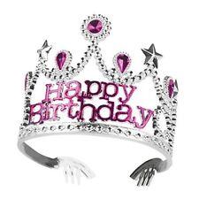 Boland 44077 corona Happy Birthday One Size