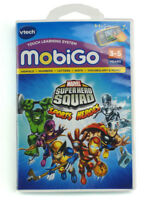 MobiGo Marvel Super Hero Squad Sports Learning System Vtech 3-5 Years Sealed New