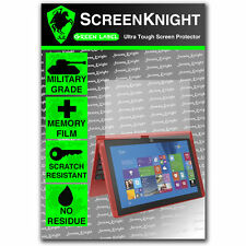 "Screenknight Hp Pavilion X2 10 ""Frontal Protector De Pantalla Invisible Militar Escudo"