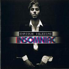 ENRIQUE IGLESIAS: INSOMNIAC - CD (2007) SPECIAL EDITION: 17 TRACKS