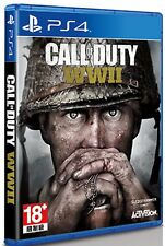 Call of Duty: WWII Asia Chinese/English subtitle PS4 NEW