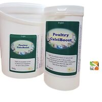 900g Poultry Calciboost - Farm Bird Supplement (Best Before 04/2020)