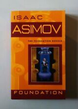 Foundation by Isaac Asimov (paperback)