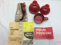 Vintage Popeye Popcorn Ball Making Kit Maker Halloween