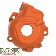 KTM EXC-F 250 14-16 EXC-F 350 12-16 Polisport Ignición Cubierta Protector Naranja