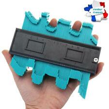 Forme plastique Contour Duplicateur Profil de jauge Carrelage Stratifié Modèle