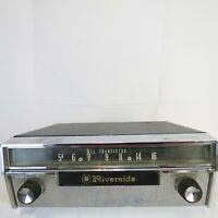 Riverside Montgomery Ward Car Radio Vintage Transistor