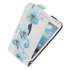 étui de Poche Téléphone portable clapet pour Samsung Galaxy S4 mini i9195 i9190