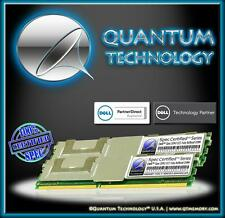 8GB 2X 4GB RAM MEMORY FOR DELL CERTIFIED SPEC PC2-5300 DDR2 667 MHZ FBDIMM